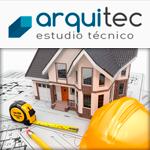 Página web corporativa de ARQUITEC