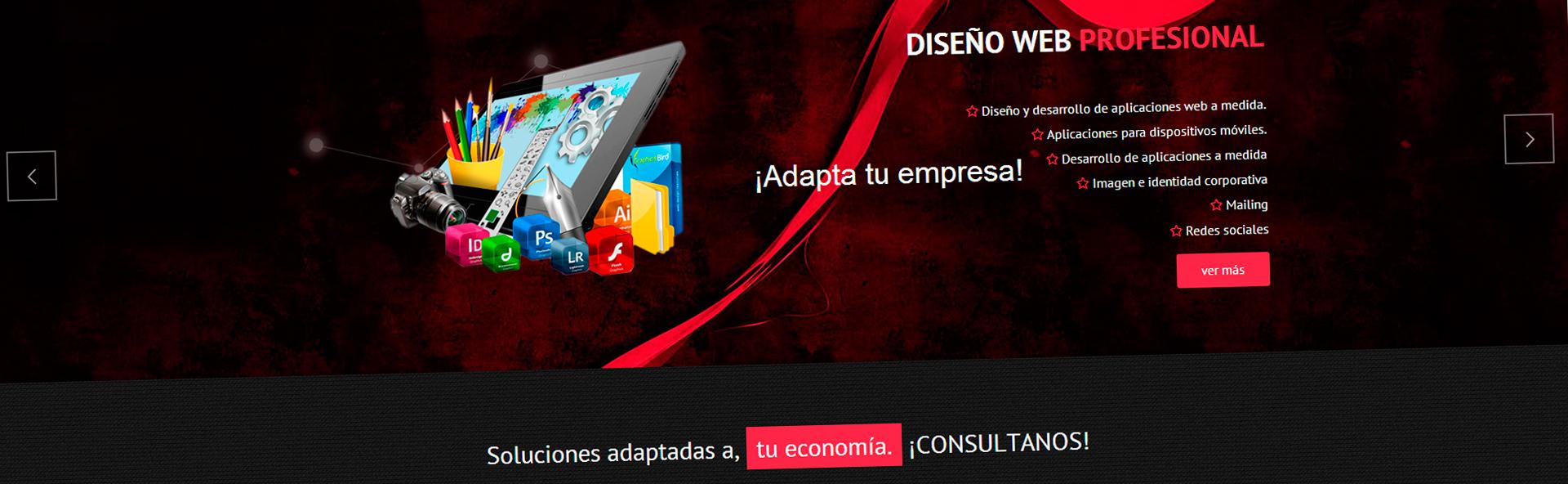 Detalle de diseño - icarusinformatica.com