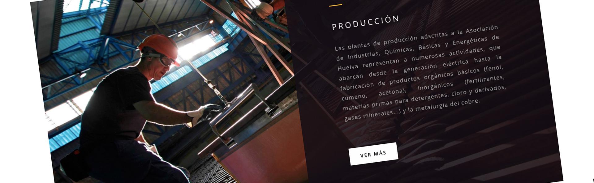 Producción AIQBE Huelva