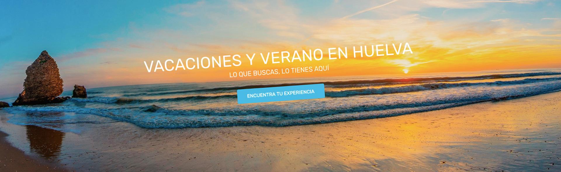 Vacaciones de verano en Huelva