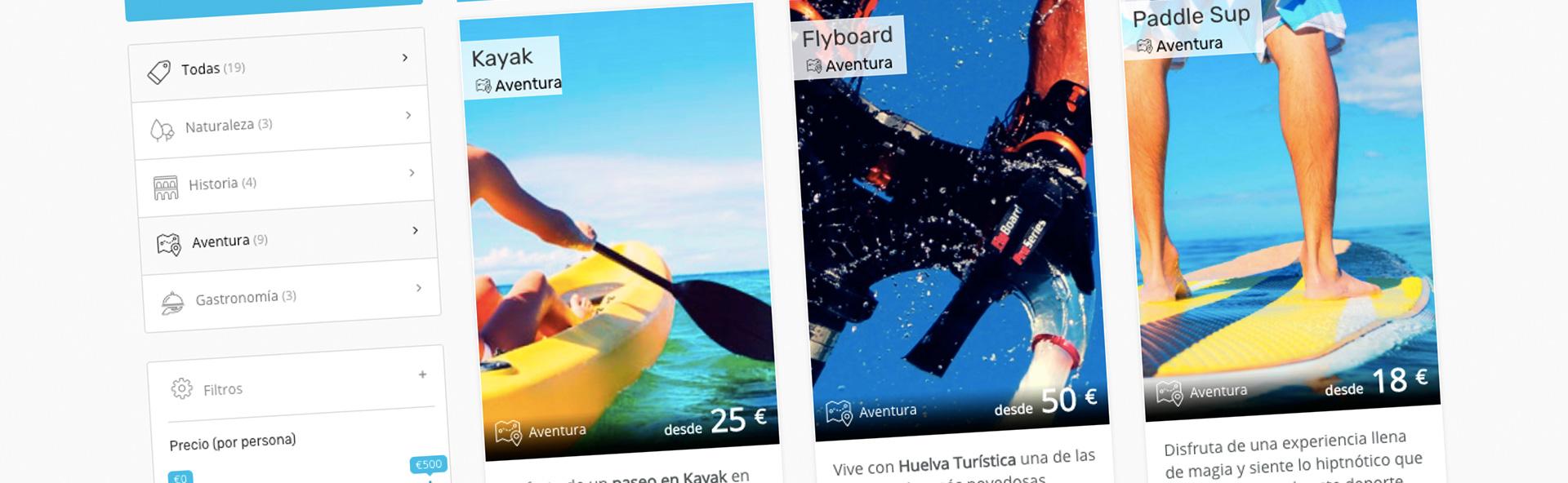 Ofertas de turismo en Huelva